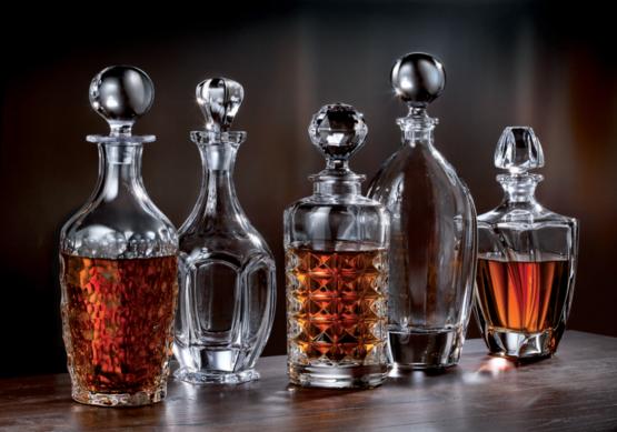 Whisky karaffen